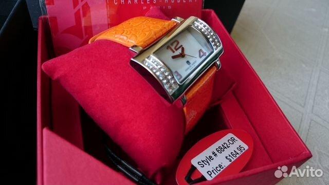 Женские часы Charles Hubert 6842-OR 89525003388 купить 3