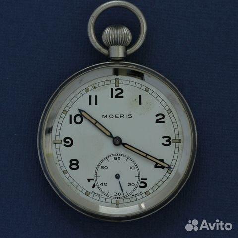 fe258f4a Moeris Swiss made винтажные карманные часы в купить в Москве на ...