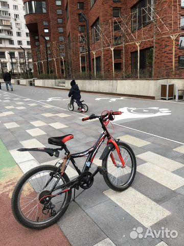 Велосипед novartack— фотография №1