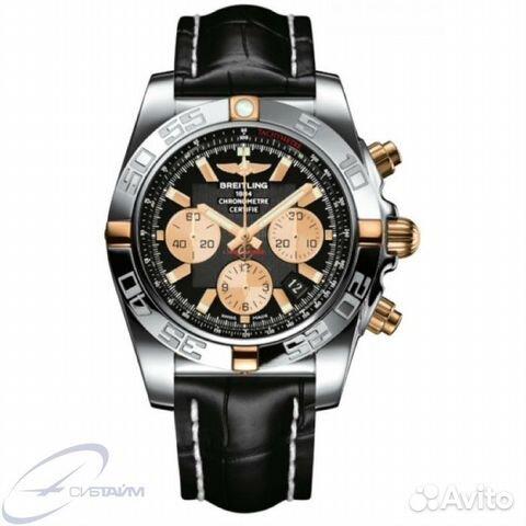 7dec2c60 Часы Breitling Chronomat 44 B01 купить в Красноярском крае на Avito ...