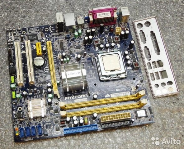 FOXCONN 45GM 45CM 45CM-S WINDOWS 7 X64 DRIVER