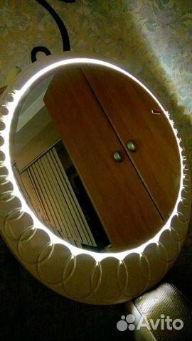Зеркало с подсветкой 89222547359 купить 1
