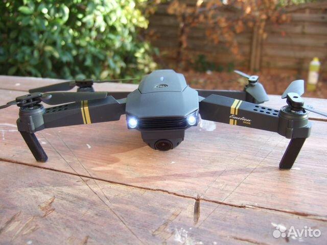 Новый дрон Eachine e58 с HD камерой 720p купить 2