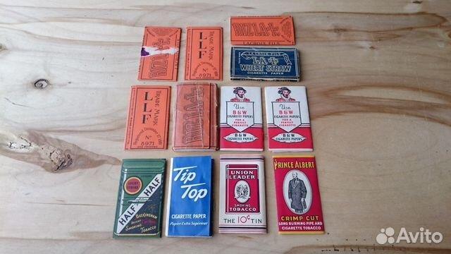 89525003388 Американская папиросная бумага в коллекцию