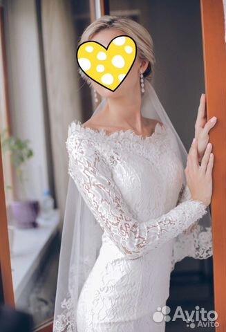 Платье свадебное 89372003209 купить 1