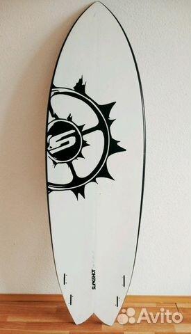 Кайт-серфборд Slingshot Dialer 2013 5'11 купить в