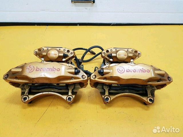 89625003353 Суппорта Brembo Gold комплект Subaru Legacy, BE5