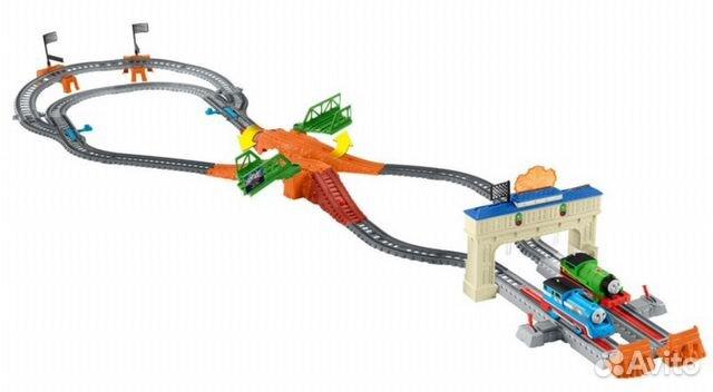 Fisher Price Trackmaster - Thomas & friendsdfm53 89062132153 купить 6