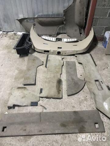89226688886 Обшивка багажника (Nissan Murano)