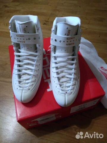 d4033217 Фигурные ботинки Edea Ice Fly (белые) купить в Санкт-Петербурге на ...