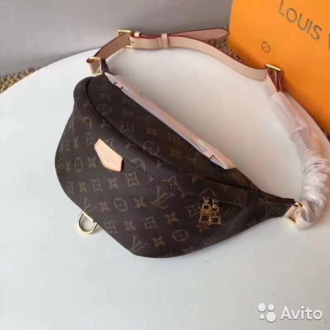 bdcd74b2ae1e Поясная Сумка Louis Vuitton на пояс Bumbag Луи Вит | Festima.Ru ...