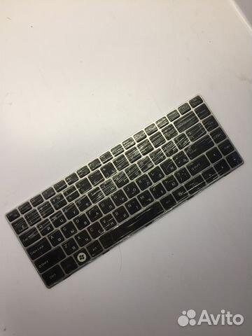 Новые и бу клавиатуры для ноутбуков. MSI, Toshiba  купить 2