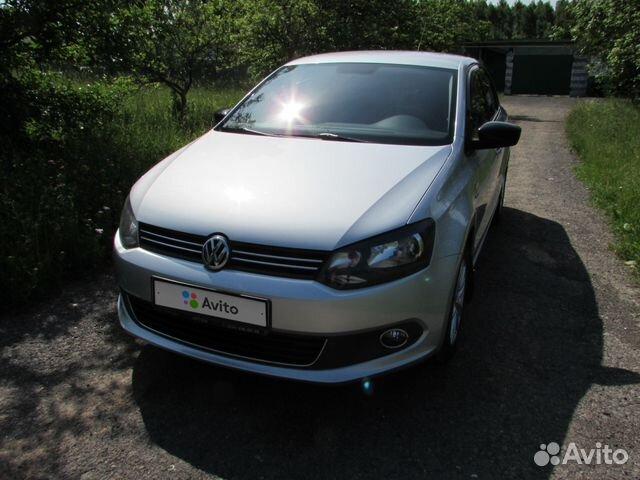 Купить Volkswagen Polo пробег 60 000.00 км 2013 год выпуска
