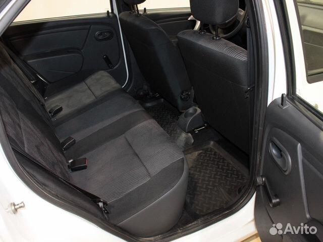 Купить Renault Logan пробег 166 000.00 км 2014 год выпуска