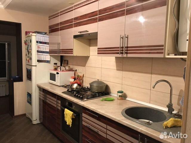 4-к квартира, 122 м², 1/4 эт.