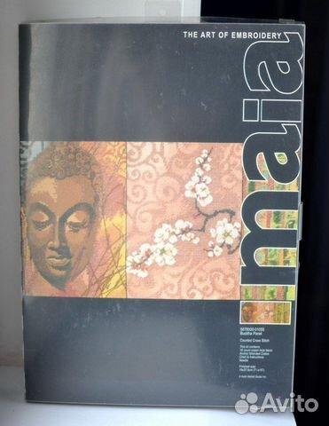 Набор для вышивки крестом Maia - Buddha Panel  купить 1