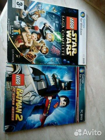 Лего игры на компьютер 89024219201 купить 1
