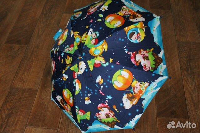 Зонт детский, zest(Великобритания) 89659429552 купить 1