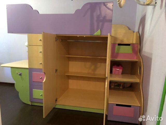 комплект мебели для ребёнка до 12 лет купить в санкт