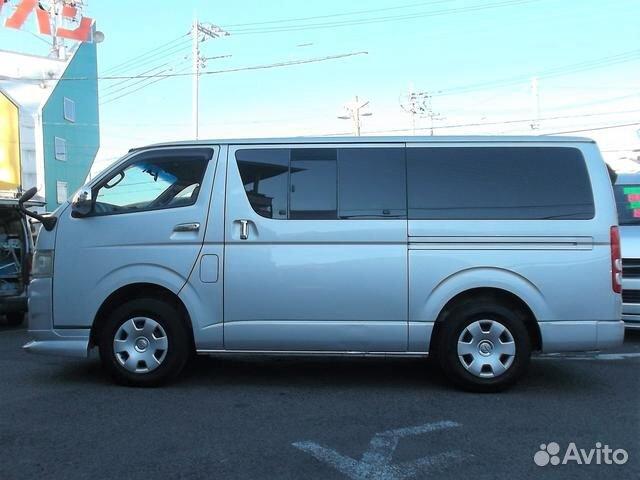 Toyota Hiace, 2009 89502827030 купить 2