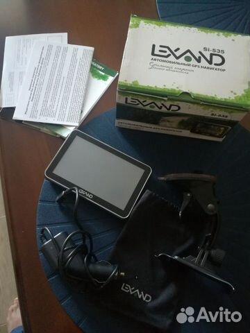 Навигатор Lexand Si-535  купить 1
