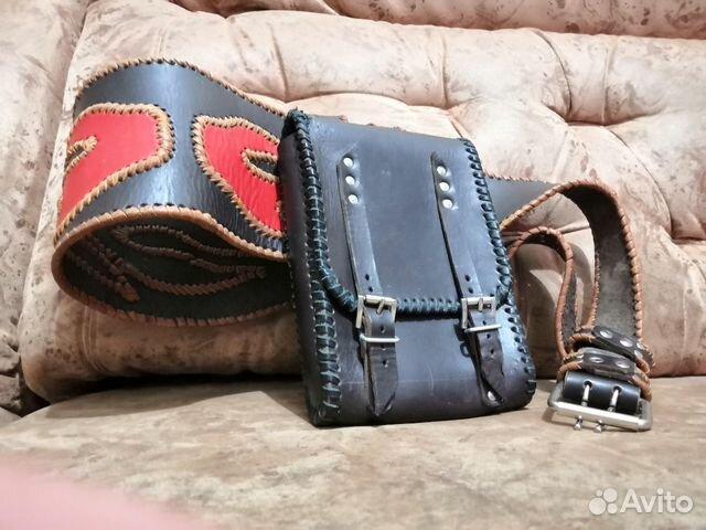 Поясная мото сумка 89000671777 купить 3