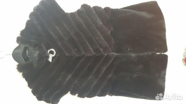 Шикарная новая норковая жилетка 89113062981 купить 3