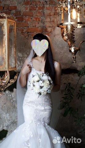 Свадебное платье  89180720055 купить 3