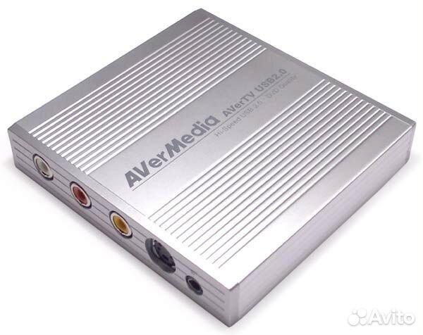 Внешний ТВ-тюнер AverMedia Ассортимент этого производителя представлен моде