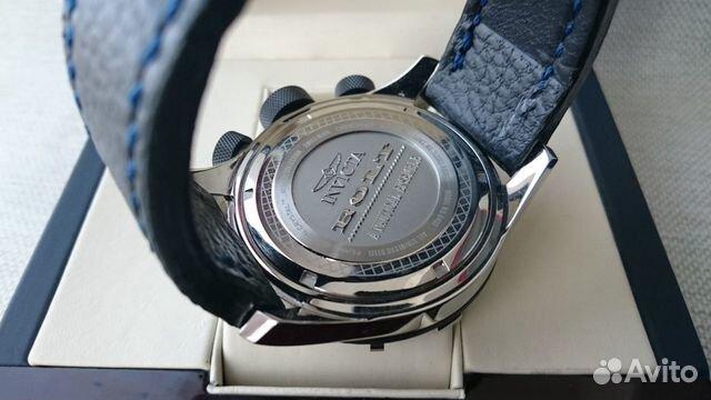 Мужские часы Chronograph Invicta 6433 Обмен 89525003388 купить 7