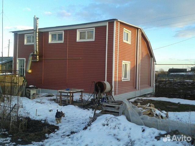 Дом 80 м² на участке 14 сот. 89000677575 купить 2