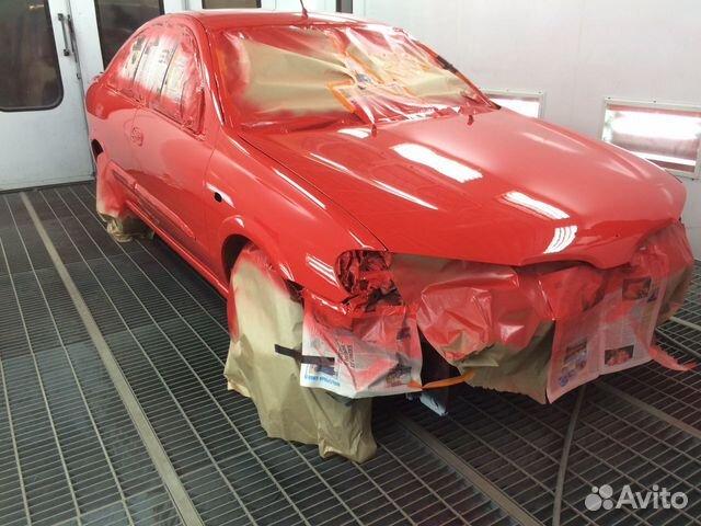 Кузовной ремонт «Макс Мастер»