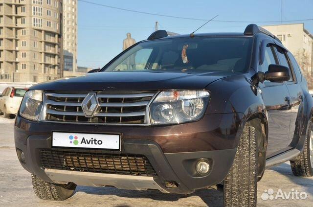 Renault Duster, 2014 89129705541 купить 2