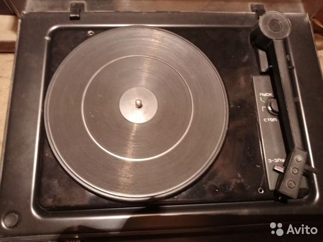 Радиола серенада 306 89203564240 купить 3