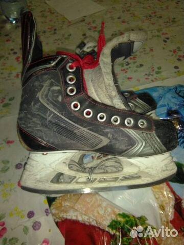 Хоккейные коньки купить 2