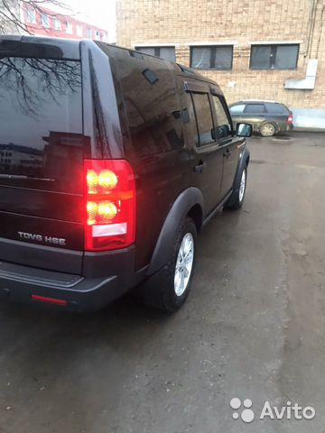 Land Rover Discovery, 2008 89116406972 купить 3