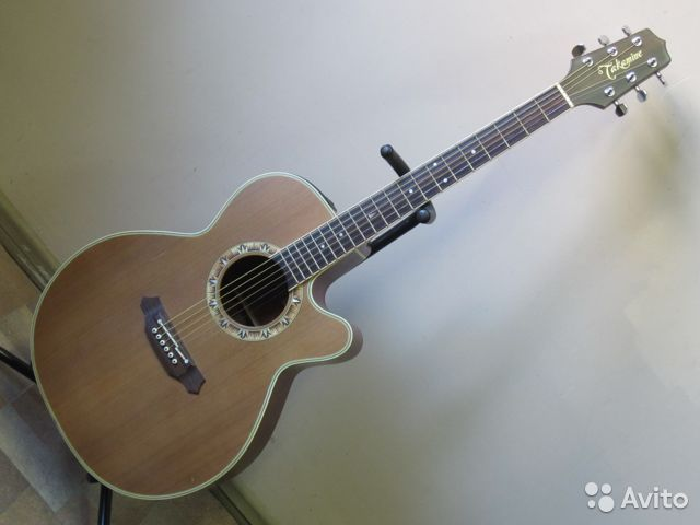 89025069832 Электроакустическая гитара Takamine NPT-510 (2000)