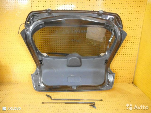 Nissan Juke Дверь багажника / Ниссан Жук 89279288100 купить 2