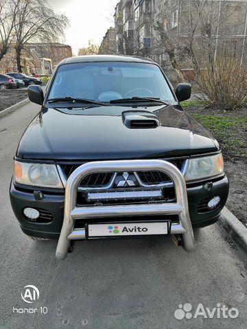 Mitsubishi Pajero Sport, 2006 89617245908 купить 3