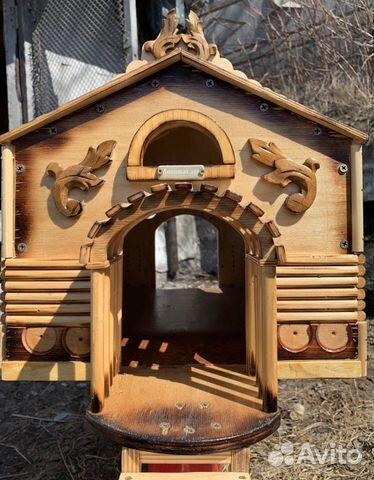 Деревянный домик 89247849336 купить 3