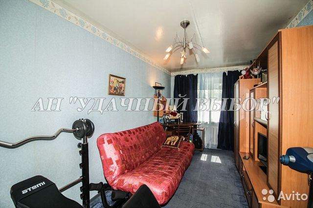 3-к квартира, 61.9 м², 5/5 эт. 89046550519 купить 6