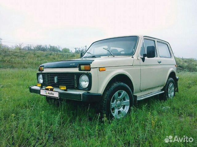LADA 4x4 (Нива), 1980 89178309556 купить 1