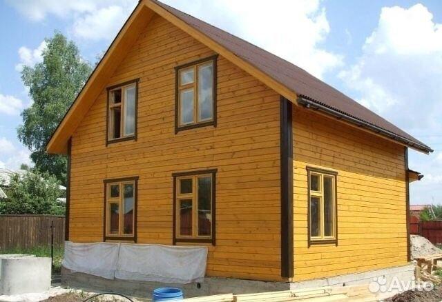 89225996177 Country house 8,0х8,0