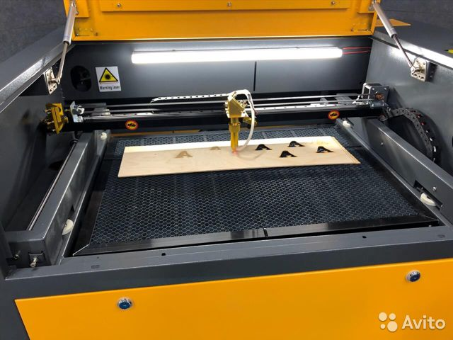 Laser CNC engraving and cutting 30x20,40x40 buy 4
