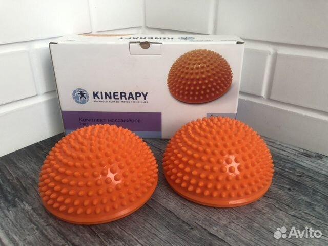 Комплект массажеров kinerapy dome витрина женским нижним бельем