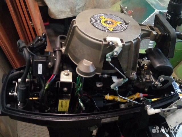 Продается лодочный мотор 2тк Нисан купить 2