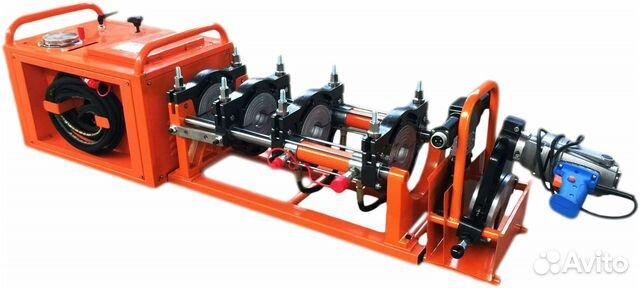 Сварочный аппарат для пнд труб