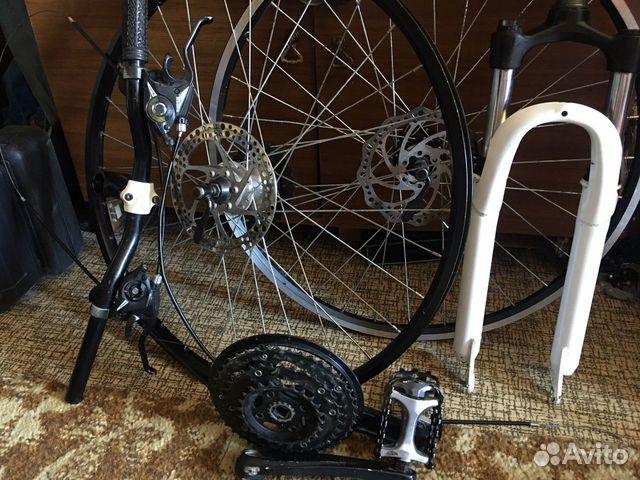 Велосипедные детали 89034661116 купить 2