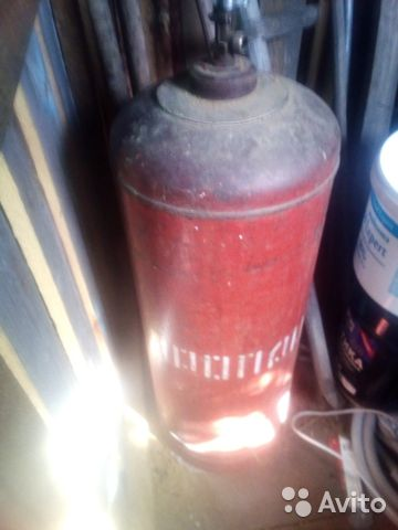 Баллон газовый 89506552800 купить 2