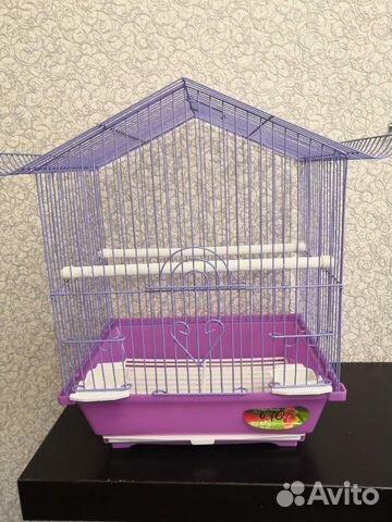 Клетка новая для птиц 89061309030 купить 1